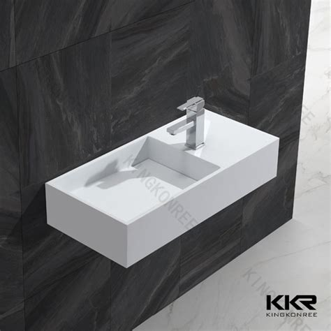 sell solid surface sink small wash basin bathroom sink