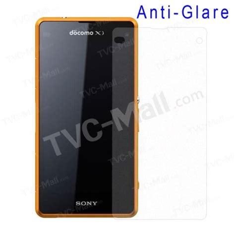 Sony Xperia Z4 Compact Antiglare Screen Guard anti glare screen protector for sony xperia a2 so 04f docomo z2 compact plateresque dfge