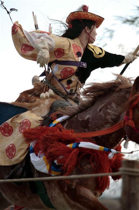 yabusame japanese ritual mounted archery neaato blog