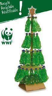 membuat hiasan natal dari kardus bekas gkmi ebenhaezer aneka ragam pohon natal unik kreatif