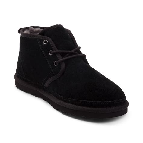 ugg shoes for mens ugg 174 neumel casual shoe black 896514