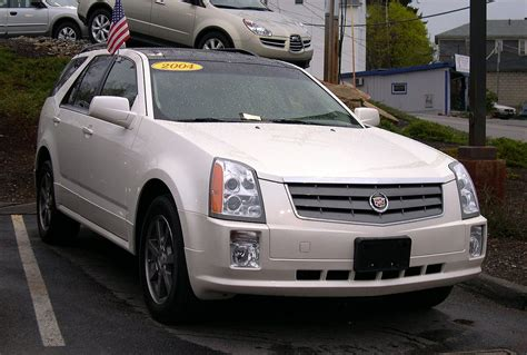 old car manuals online 2004 cadillac srx navigation system file 2004 cadillac srx jpg wikimedia commons