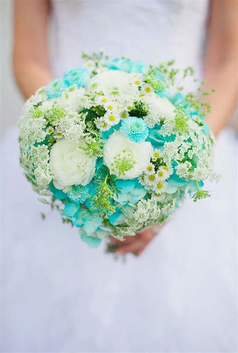 aqua green wedding ideas best 25 aqua wedding flowers ideas on pinterest