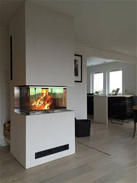 Visio Fireplace by The Visio Fireplace From Rais Har A Uniqe Design In A