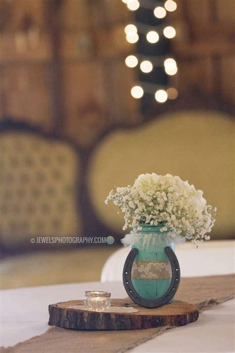 25  best ideas about Western wedding centerpieces on