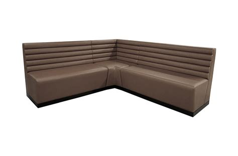 lined banquette seat banquet seating the sofa chair