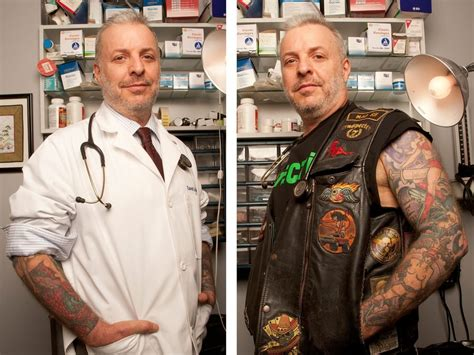 professionals with tattoos tattooed professionals between discrimination and