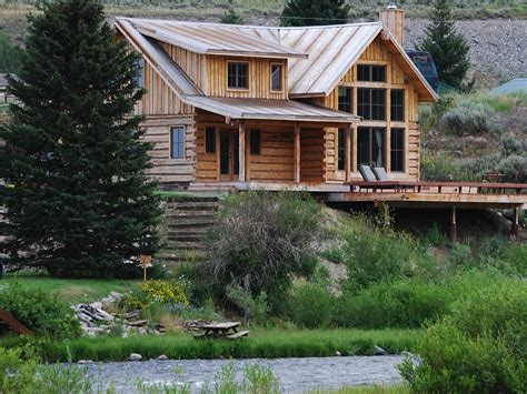 west yellowstone cabin rental yellowstone getaway on the river homeaway