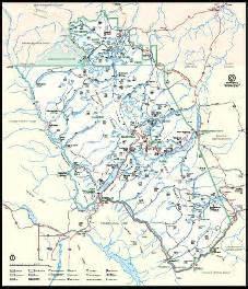 us map glacier national park glaciers of montana glaciers of the american west