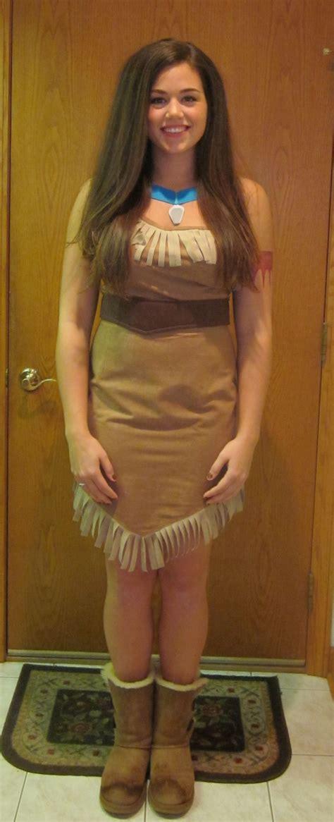 Handmade Pocahontas Costume - pocahontas costume