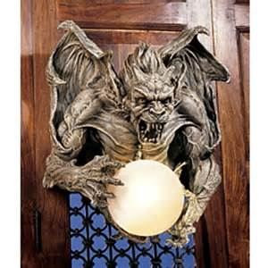 gargoyle home decor gargoyle lighting and furniture design 10 to keep evil away