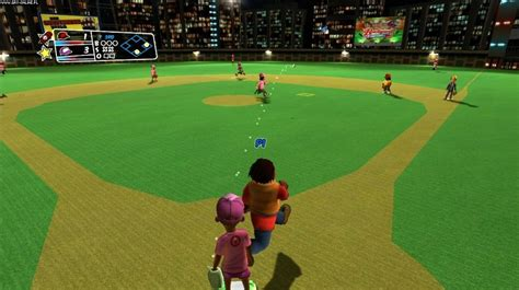 backyard sports sandlot sluggers galeria screenshot 243 w