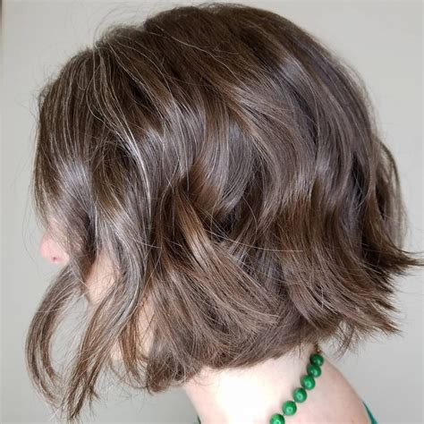 Wedding Hairstyles Chin Length Hair by 23 Cutest Chin Length Hairstyles Trending For 2018