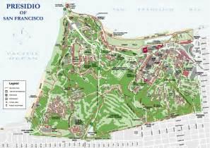 presidio map presidio trail run courses presidio rx san francisco