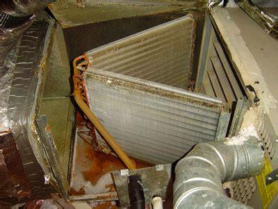 air conditioners evaporator coils   clean