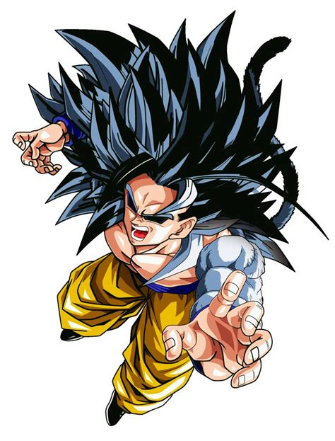 imagenes de goku fase 50 pin fases goku super saiyan legendario fotolog pictures on