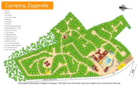 Camping Zagarella Saint Jean de Monts: Réservez dès maintenant Camping Zagarella en Vendée