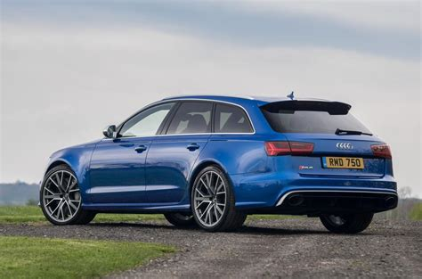 Audi R6 Price by Audi Rs6 Avant Review 2018 Autocar