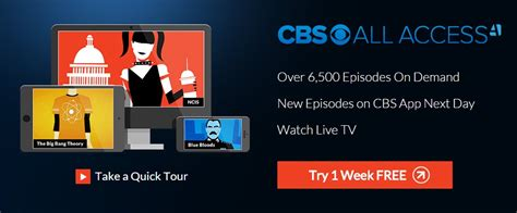 how to get a free service how to get free 7 day trial of cbs all access live tv service technodoze