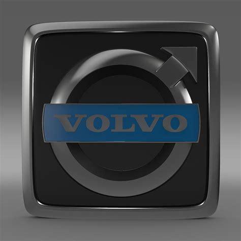 Topi Trucker 3 Second High Quality volvo truck logo 3d model buy volvo truck logo 3d model