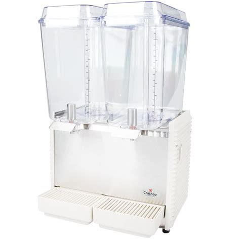 Juice Dispenser Crathco crathco d25 4 5 gallon bowl high impact plastic