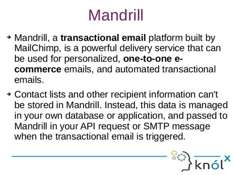 Mailchimp And Mandrill The Hominidae Kingdom Mandrill Transactional Email Templates