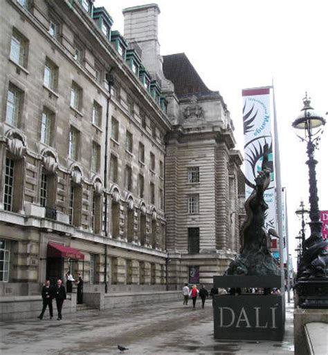 Spanish Houses Dali Universe Popular Art Museum In London England