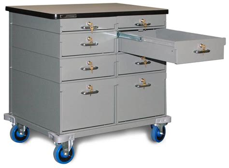 Mobile Drawer Unit by Mobile Drawer Units