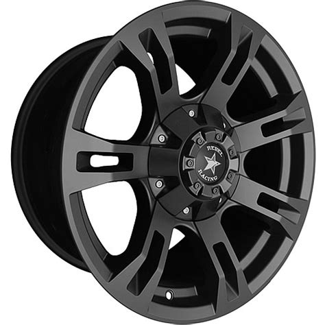 custom buckshot rebel racing buckshot 17x9 6 custom wheels