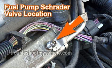 part    test  fuel pump   gm  ecotec