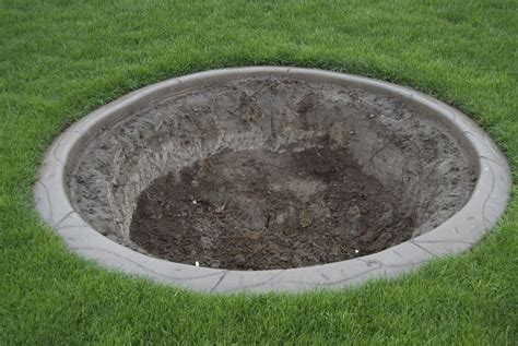 How To Build A Firepit In The Ground Classic And Modern Design Of In Ground Pit Homesfeed