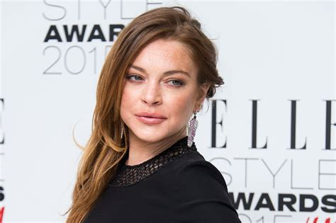 Lohans New by Lindsay Lohan Has Found And He S A 22 Year