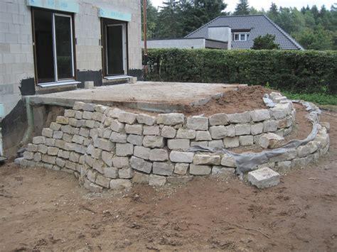 Wall Im Garten Anlegen