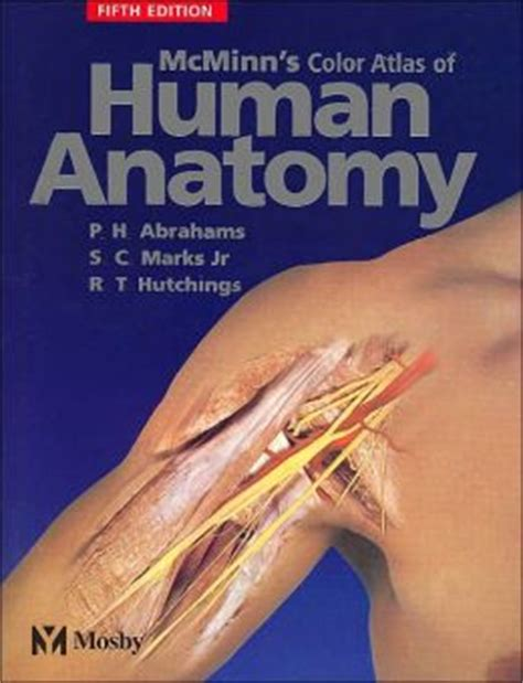 color atlas of anatomy mcminn s color atlas of human anatomy edition 5 by