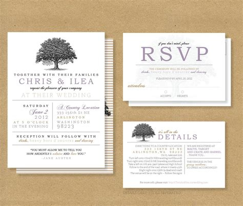 wedding reply card wording ways to word your rsvp card rustic