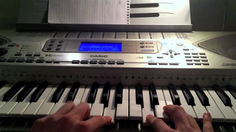 tutorial piano outside piano tutorial luigi s mansion outside theme youtube