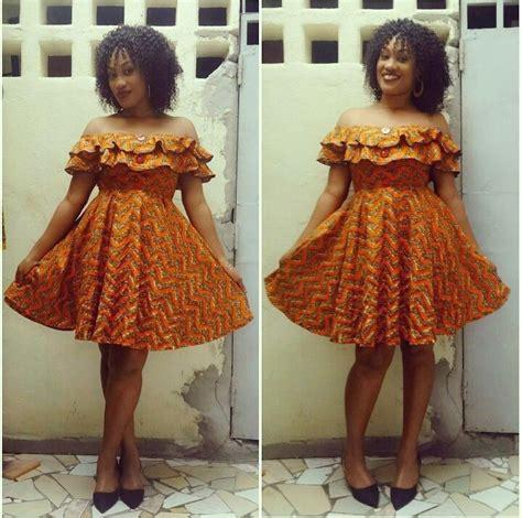 tenues africaines en tissu pagne robe en pagne pour soiree mod 232 le pinterest robe en