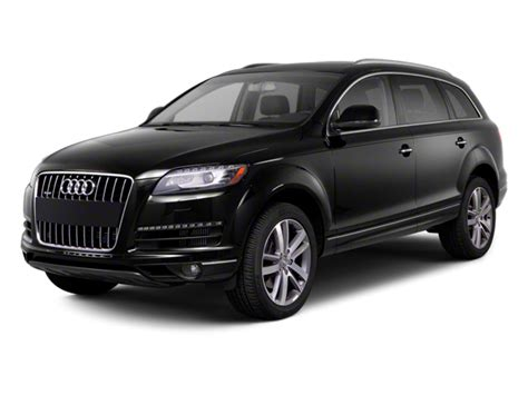 Audi Q7 Different Models by 2010 Audi Q7 Utility 4d 4 2 Prestige S Line Awd Pictures