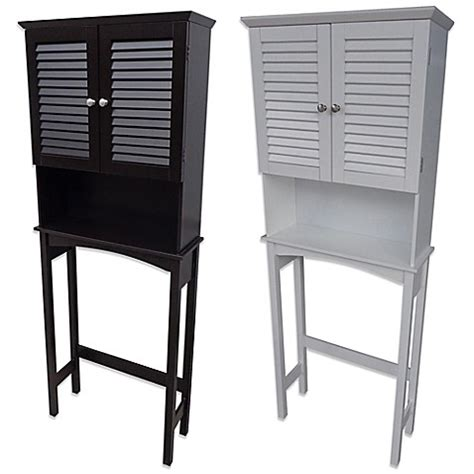 space saver bathroom cabinet tower summit space saver tower bed bath beyond
