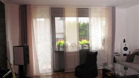 vorhänge transparent muster gardinen rollos wohnzimmer surfinser