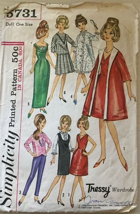 barbie sewing patterns on pinterest barbie patterns pin by jeann s two girl pugs on barbie sewing patterns at