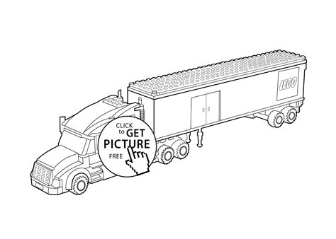 lego monster truck coloring page lego trucks coloring pages coloring page cartoon
