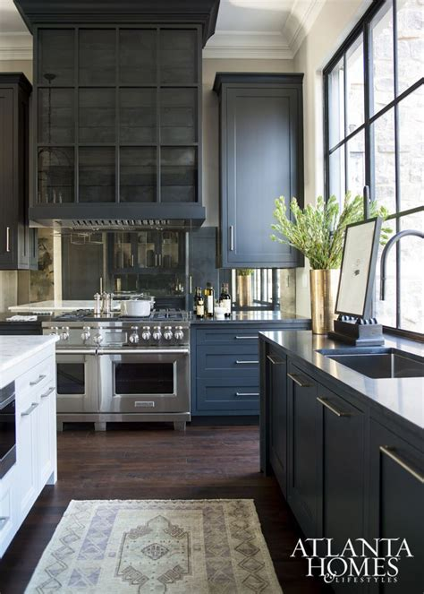 dark blue kitchen cabinets 1000 ideas about dark blue kitchens on pinterest