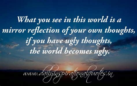 Your Reflection quotes about mirrors and reflections quotesgram