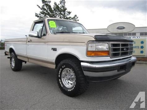 ben satcher ford 1996 ford f150 xlt for sale in south carolina