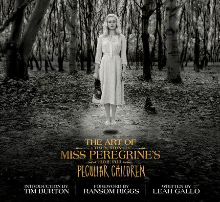 the of miss peregrine s home for peculiar children by