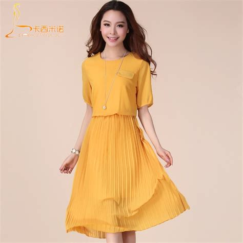 2013 summer new korean yards chiffon dress colored sleeved dress flounced