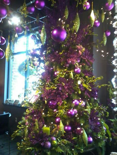 77 best purple christmas tree lights images on pinterest