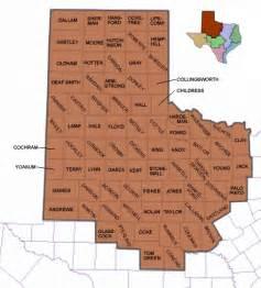 map of panhandle counties texasfreeway gt statewide gt panhandle region