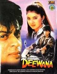 biography of movie deewana deewana vcd 1992